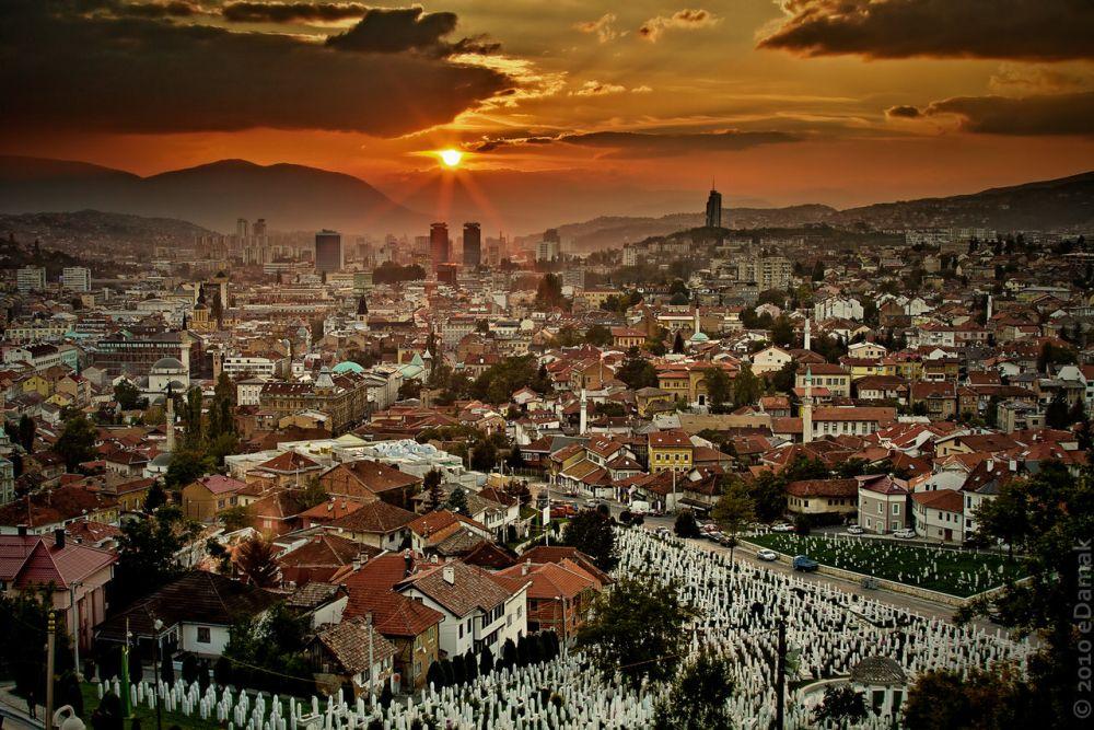 City of Sarajevo, Bósnia